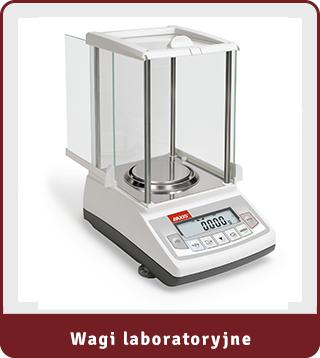 wagi laboratoryjne
